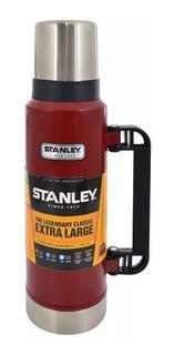 Termo Stanley Clasico 1.3 Litros Pico Cebador Original