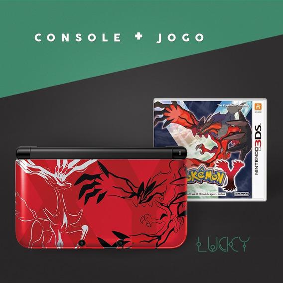 Nintendo 3ds Xl + Pokemon!