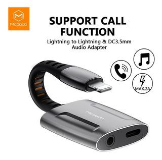 Adaptador De Áudio Mcdodo Para iPhone 7/8 X - 7/8 Plus - X