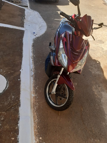 Moto Elétrica Prix