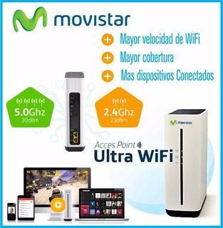 Ultra Wifi Nuevo Movistar - Huancayo