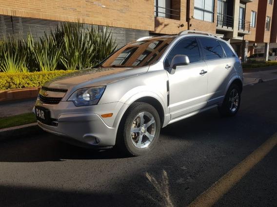 Chevrolet Captiva Sport 2011 3.0 A.t Full