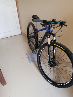 Raleigh Mojave 8.0 Full Carbono