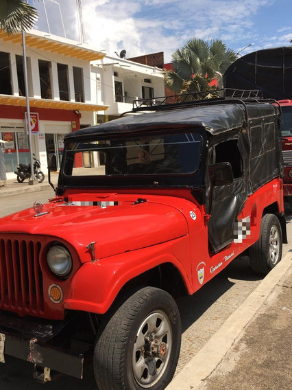 Campero 67 Willys
