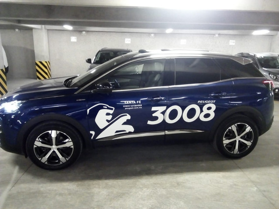 Peugeot 3008 2.0 Gt Line Hdi At 2019