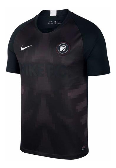 Playera Jersey Nike Dri-fit (talla M) 100% Original Fut Ao06
