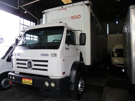 Vw 23210 Truck / 2004 Sider 9,50: Chapeado