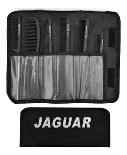 Jaguar Set Peines Profesionales Peluquería Barbero Barberia