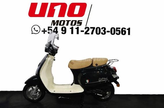 Motomel Strato Euro 150 0km Fabricación 2019 Scooter
