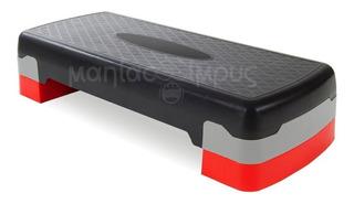 Banco Step De Ejercicio Ajustable Aerobics