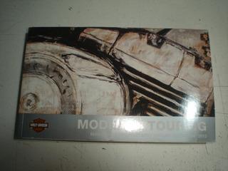 Manual Moto Harley Davidson 2013 Modelos Touring Custom Road