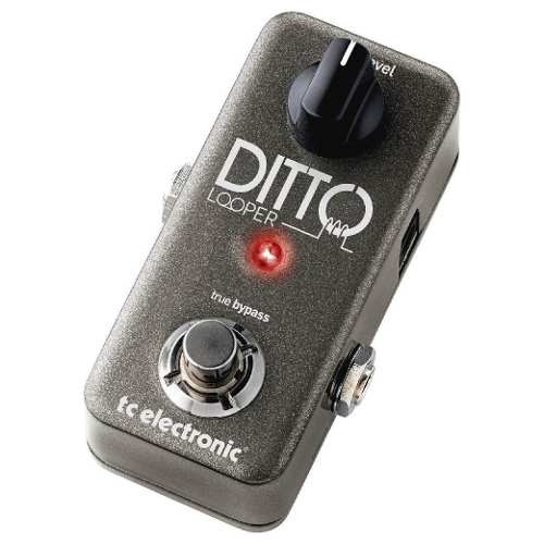 Pedal Tc Electronic Ditto Looper | Original | Nota Fiscal