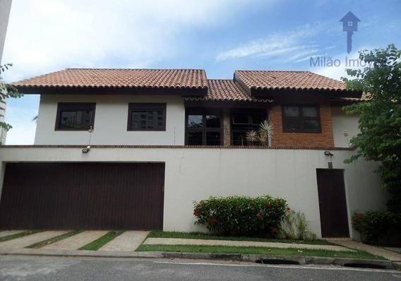 Casa/sobrado 4 Dormitórios À Venda Ou Locação, 497m², Jardim Portal Da Colina Em Sorocaba/sp - So0360