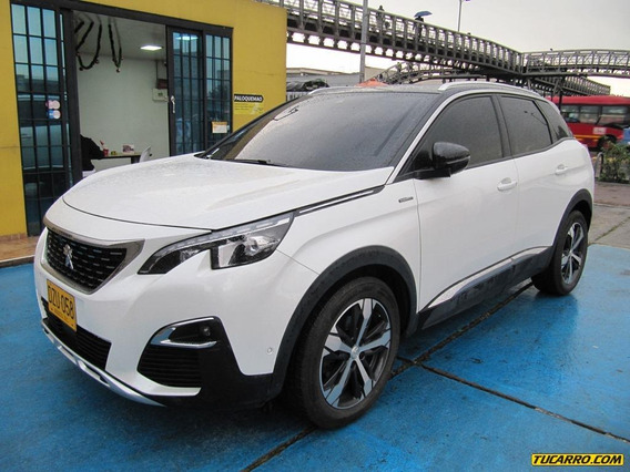 Peugeot 3008 Gt Line 1600cc At Aa