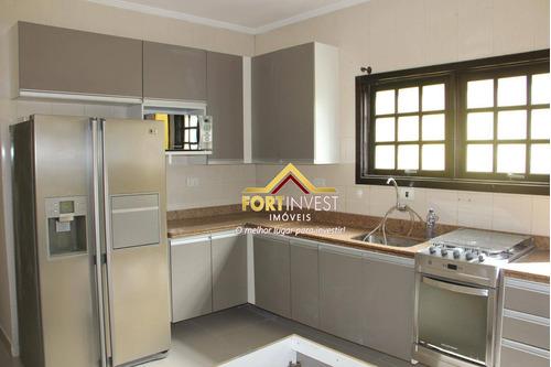 Sobrado Com 3 Dormitórios À Venda, 220 M² Por R$ 400.000,00 - Maracanã - Praia Grande/sp - So0113