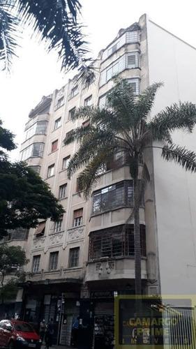 Imagem 1 de 15 de Apartamento Para Venda Na Vila Buarque - Eb87495