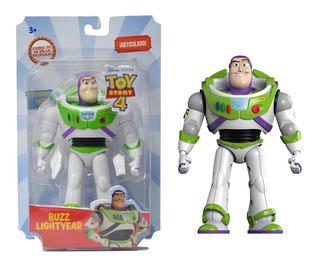 Toy Story 4 Buzz Lightyear Muñeco Articulado 13 Cm Original
