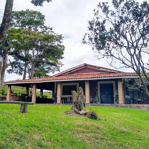 Imagem 1 de 20 de Fazenda À Venda Na Rua Santo Antônio, Jardim Villaça, São Roque - Sp - Liv-13057