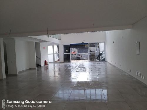 Imagem 1 de 8 de Prédio Para Aluguel, Jardim Do Mar - São Bernardo Do Campo/sp - 93600