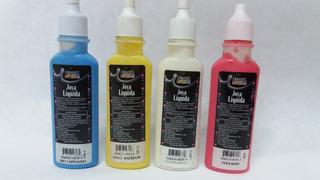 Pintura Joya Liquida 10 Piezas