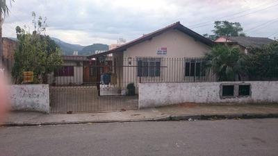 Casa Em Real Parque, São José/sc De 75m² 2 Quartos À Venda Por R$ 265.000,00 - Ca186609
