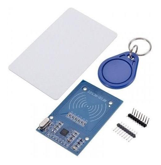 Rfid Para Arduino Com Tag E Cartão