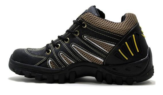 Calçados Masculinos Em Oferta Sapato P/trabalho Barato Tenis