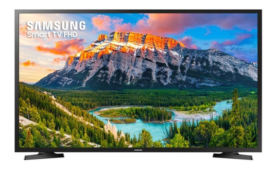 Smart Tv Led Full Hd 40 Polegadas Samsung 40j5290 Pix90