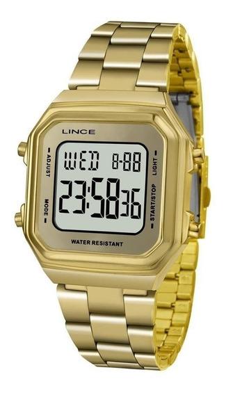 Relógio Lince Feminino Sdg616l Bxkx