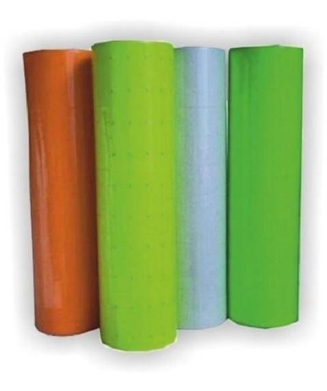 Rollo P/codificadora Importado Fluo Vs.colores (pack X20)