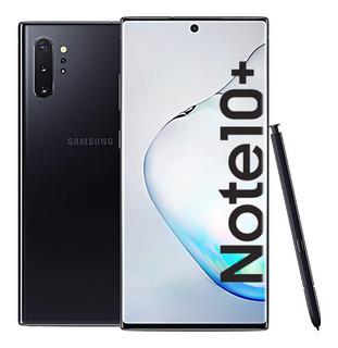 Celular Libre Samsung Galaxy Note 10 Plus Silver - 256 Gb Co