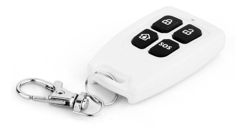 Control Remoto Para Sistemas De Alarmas - 433mhz (2 Unid.)