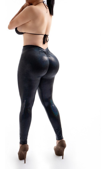 Leggings Corte Colombiano Mujer Sexys Tornasol Casual O Gym
