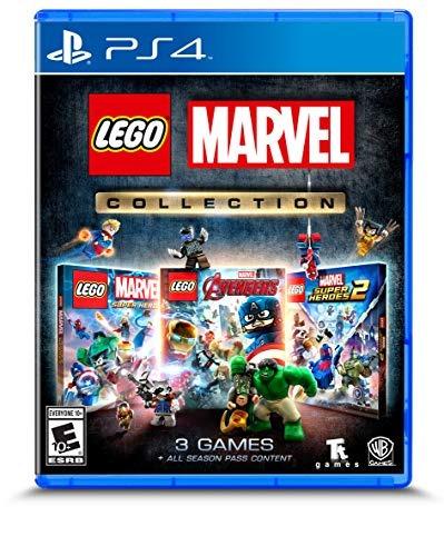 Colección Marvel Lego - Playstation 4