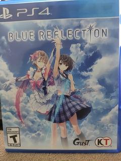 Blue Reflection - Ps4 Mídia Física - Usado