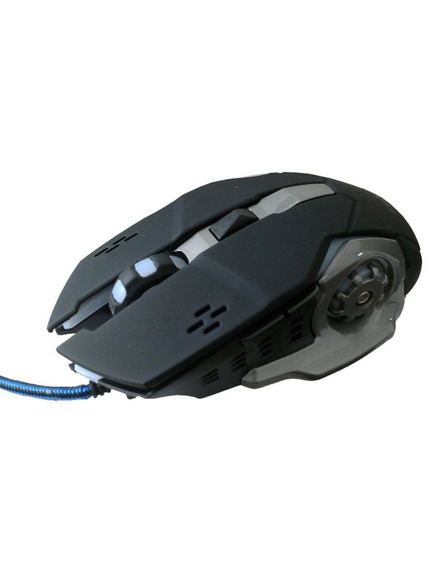 Mouse Gamer Luminoso Brx Usb 3200dpi Hv-ms783 Preto Oferta