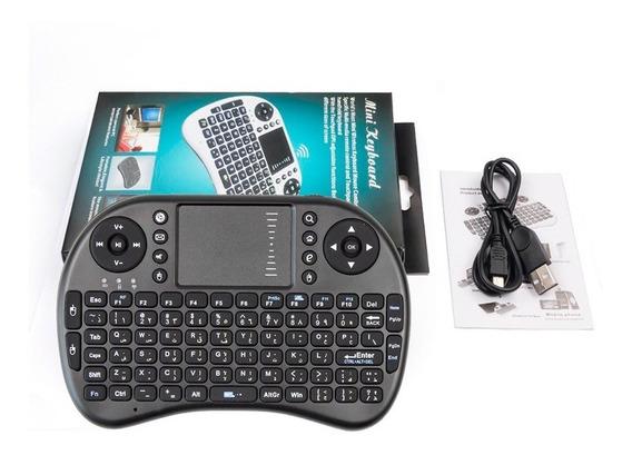 Mini Teclado Sem Fio Wireless Touch Pad Universal Console Pc - Barato