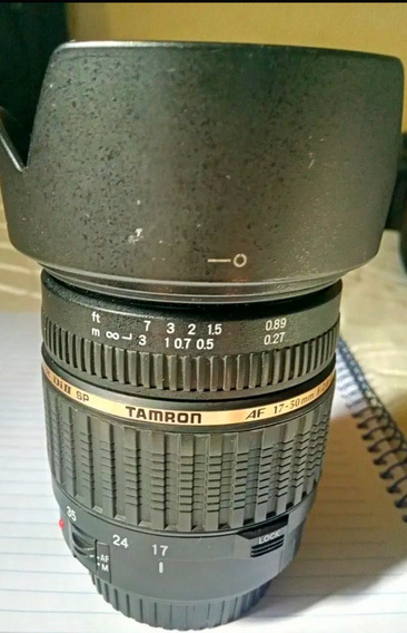 Lente Tamrom 17-50mm F 2.8