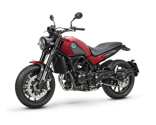 Benelli Leoncino 500 - Financiacion Total A Tasa 0 - Bike Up