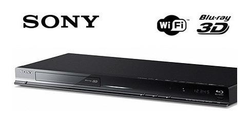 Blu-ray Player 3d Sony S-580 Wi Fi Integrado Top De Linha