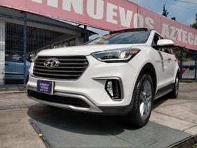 Hyundai Santa Fe 3.4 Limited Tech At Mod. 2018