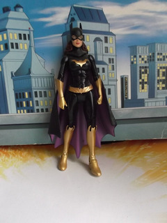 Zzw Dc Batgirl Amiga De Batman No Marvel Legends Baf