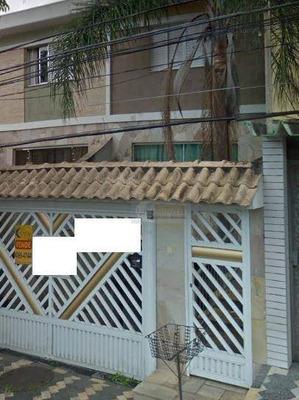 Sobrado Com 3 Dormitórios À Venda, 300 M² Por R$ 850.000 - Jardim Hollywood - São Bernardo Do Campo/sp - So0236