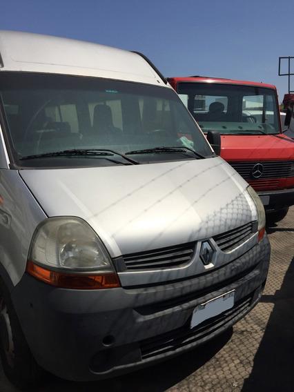 Renault Master Bus 16lugares 2010/2011