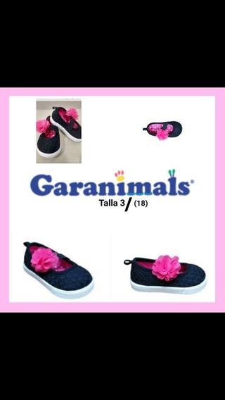 Zapatos De Niña Bebé Talla 3 Nuevos