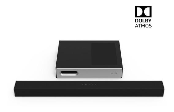 Premium Soundbar Vizio Sb36312-g6 3.1.2 - Nova E Lacrada