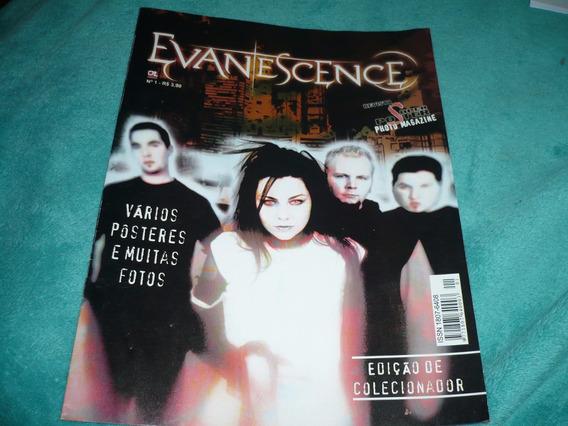 Evanescence Amy Lee Revista Photo Magazine Muito Top