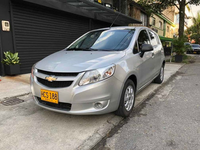 Chevrolet Sail Lt Mc 2013