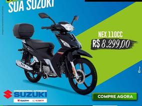 Suzuki Nex 110cc .