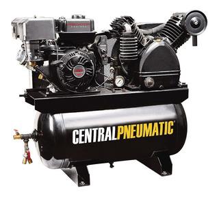 Compresor Central Pneumatic 60 Gal Gasolina Honda